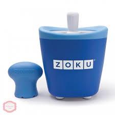 Купить <b>Набор для мороженого Single</b> quick pop maker Синий ...