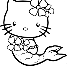 Small Picture Hello Kitty Coloring Pages Print Color Craft
