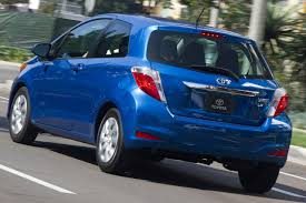 Used 2013 Toyota Yaris for sale - Pricing & Features | Edmunds