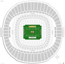 New Orleans Mercedes Benz Superdome Seating Chart New Orleans Saints Seating Guide Superdome Rateyourseats Com