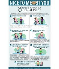 How To Talk To Anyone Meeting And Greeting Someone With Cerebral Palsy