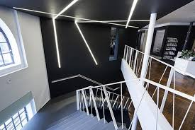 modern lighting design houses. staircase design with contemporary lighting modern houses