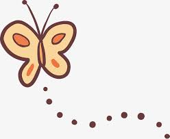 spring butterfly clipart. Brilliant Spring Spring Butterfly Material Butterfly Clipart Spring Animal PNG And Vector In Spring Clipart I