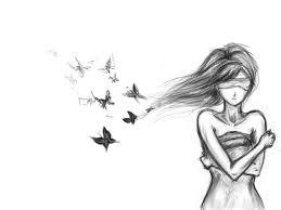 картинки девушке карандашом для срисовки 30 рисунков