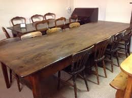 large dining table. Antique Large Dining Table B