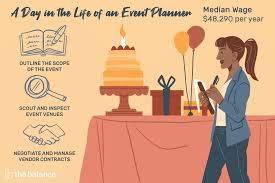 Duties Of An Event Planner Event Planner Job Description Salary Skills More