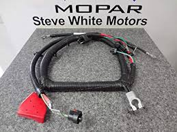amazon com 1999 2000 jeep grand cherokee battery cable wiring image unavailable image not available for color 1999 2000 jeep grand cherokee battery cable wiring harness