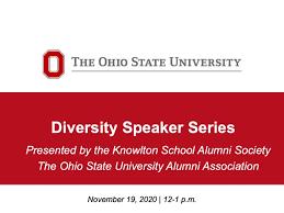 Diversity Speaker Series Featuring Tameka Sims on Vimeo
