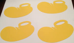 Free Mickey Mouse Template Download Artistic Images Of Mickey Mouse Shoe Outline Template