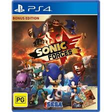 Do you like this game? Sonic Forces
