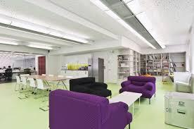 architecture design office. green dentsu london office interior design by essentia designs minimalist architecture