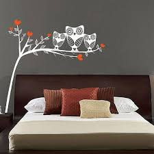 on tree branches vinyl wall art with owls on tree branch vinyl wall art decal