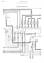lexus v8 1uzfe wiring diagrams for lexus ls400 1997 model engine engine control part 2 of 5 page 001