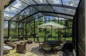 2021 enclosed patio cost patio