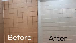 unique ideas painting bathroom tile before and after diy floor countertops 2018
