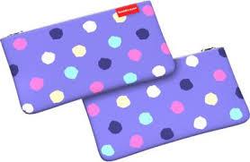 <b>Пенал конверт Erich</b> Krause Dots ErKr-46215 Эрих Краузе, цвет ...