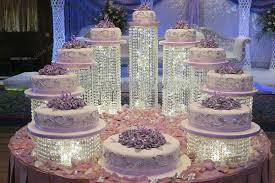 wedding crystal transpa acrylic cake stand wedding