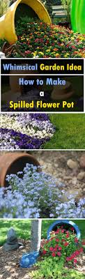 Small Picture 31 best Spilled Flower Pot Ideas images on Pinterest Flower pots