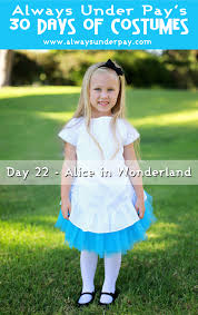 hallocostumed22 alice in wonderland inspired costume