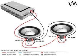 kicker cvr 12 wiring diagram on two 4 ohm dvc subs mono amp 1 load Kicker Wiring Diagram kicker cvr 12 wiring diagram on two 4 ohm dvc subs mono amp 1 load jpg kicker wiring diagram subwoofer