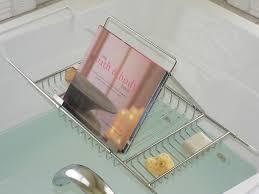 splendid bathtub book holder 31 holder a transitional bathroom amazing bathtub full size