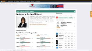 Fxstreet Embraces Modernity New Website Goes Live