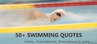 Swimming Quotes Enchanting 48 Swimming Quotes Funny Inspirational Motivational