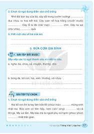 1. CẬU BÉ THÔNG MINH - Vở bài tập Tiếng Việt 1 - Tập hai - Tìm đáp án,