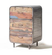 industrial bedroom furniture. Brooklyn Finest Industrial 3 Drawer Tall Chest Bedroom Furniture