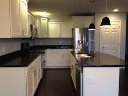 78 most stunning kitchen white shaker cabinets black quartz countertops stainless steel appliances dark brown with espresso appliance and backsplash full