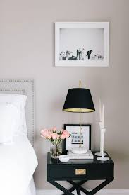 white round bedside table unique a san francisco apartment rooted in neutrals