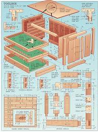 picture of build a woodworker s toolbox