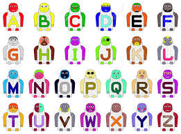 cartoon character of capital letter a z alphabetical children s cartoon character of capital letter a z alphabetical children s a z capital letter a z