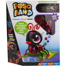 Купить интерактивную игрушку <b>1TOY</b> Игрушка РобоЛайф Божья ...