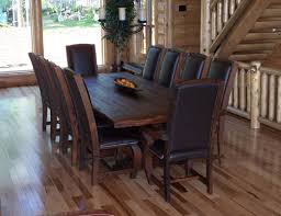 rustic dining table seats 10 interesting rustic dining room ideas with chair for dini on rustic