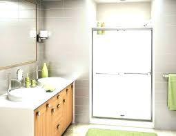 maax glass shower door installation duel tub acrylic units doors base bathrooms marvellous maax tub shower units duel door