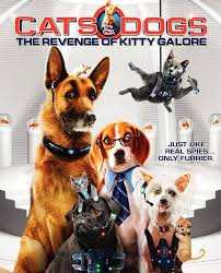 cats and dogs movie poster. Brilliant And Movie Poster With Cats And Dogs