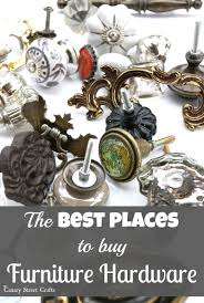 Where To Buy Furniture Hardware