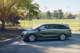 2018 Honda Odyssey Side Profile 01  S