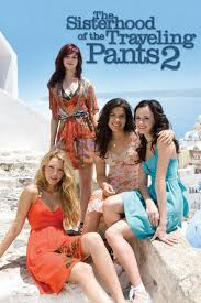 the sisterhood of the traveling pants movie review  the sisterhood of the traveling pants 2 2008
