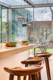 Kitchen And Garden A Cheerful Home In London Inspiring Good Temper Architecture