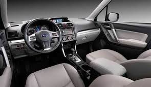 2018 subaru forester white.  subaru the interior of the 2018 subaru forester is fairly similar to  in its predecessor going be offered with same 43inch  in subaru forester white s