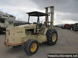 Ingersol Rand Forklift Ingersoll Rand Forklifts For Sale