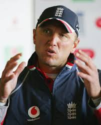 "Allan Donald speaks to the press ahead of his new consultancy role with England, Old. "" - 76185.2"