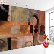 Shinehome Abstracte Aquarel Stijl 3d Foto Behang Voor Muren 3 D Woonkamer Wallpapers Muurschildering Roll