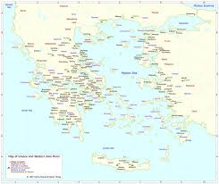 best peloponnesian war images ancient  map of and western asia minor greek mythology link