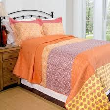 Buy Orange Quilts from Bed Bath & Beyond & Escapade King Quilt Set in Orange Adamdwight.com