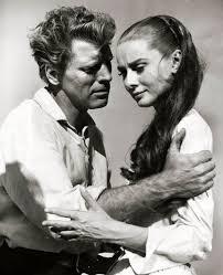 Burt Lancaster Audrey Hepburn Cine Cine Cine M S Cine