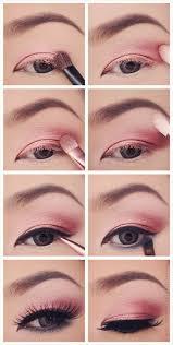 9 pretty pink eyeshadow tutorials 12 colorful eyeshadow tutorials for beginners like you by