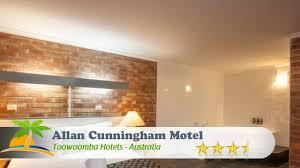 Allan Cunningham Motel Allan Cunningham Motel Toowoomba Hotels Australia Youtube